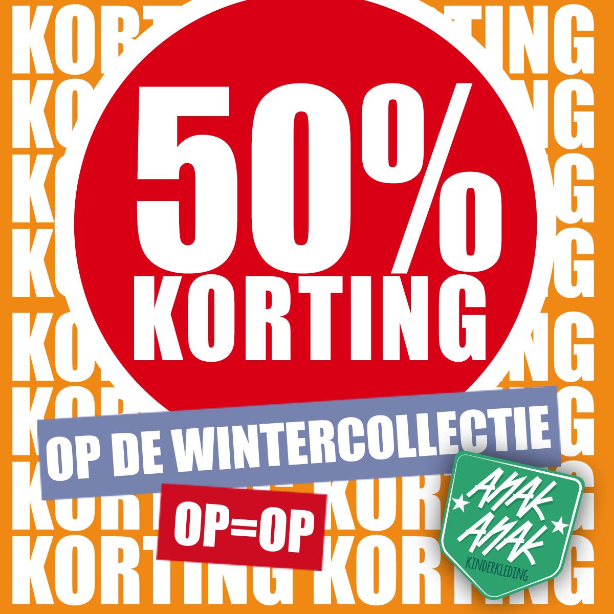 Kinderkleding Opruiming.Anak Anak Kinderkleding De Hele Wintercollectie Koop Je Nu Met 50